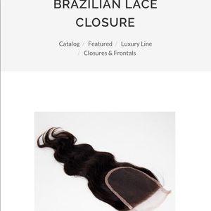 Brazilian lace closure💋🗣